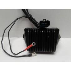 Factory Products, OEM Black Voltage Regulator, 96-01.