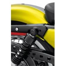 GENUINE HARLEY DAVIDSON Shock Bolt Cover Kit 04-16 XL, 06-17 Dyna OEM 54000017