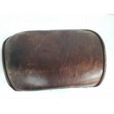 USED - Antique Leather back rest pad - FL EVO