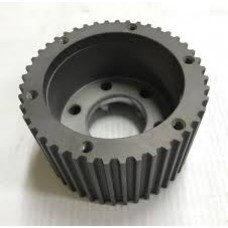 """MOTOR PULLEY,  45 TOOTH, 3.35"""" BELT DRIVE"""