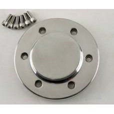 TRANSMISSION PULLEY CAP ASSEMBLY