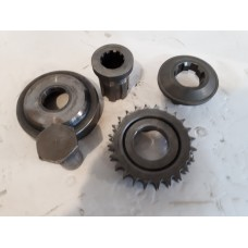 USED HARLY PARTS