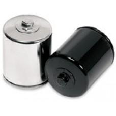 K&N 99-17  TWIN CAM BLACK OIL FILTER C/W NUT KN-171B