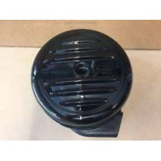 """Harley- Davidson OEM  """" Air Cleaner cover insert"""" 103 Ribbed Black, Chrome Numbers, 61300064 - ID 1653"""