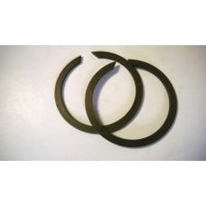 Factory Products, OEM Exhaust Retaining Clips, Two Pack.