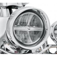 HARLEY DAVIDSON DAY MAKER REFLECTOR HEAD LAMP 14-LATER TOUR 91-LATER FLS FLSTC FLSTF FLSRN 67700189