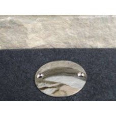 DOMED POINT COVER, 2 HOLE