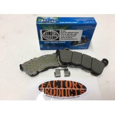 2014 & LATER SPORSTER 883/1200 FRONT BRAKE PADS