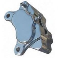 ULTIMA FOUR PISTON CALIPER, POLISHED