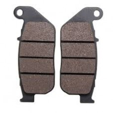2004 & LATER SPORTSTER SEMI METALLIC FRONT BRAKE PADS, OEM 42831-04