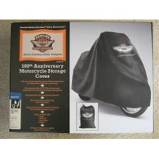 Harley- Davidson OEM 100th Anniversary large motorcycle storage cover,  91627-03
