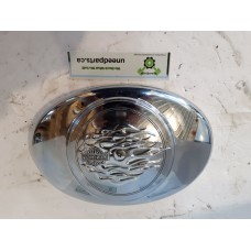 "USED - Twin Cam 88 Chrome Air Breather Cover ""Harley"""