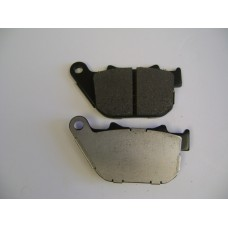 Factory Product, OEM Rear Kevlar Brake Pads, 04/Later.