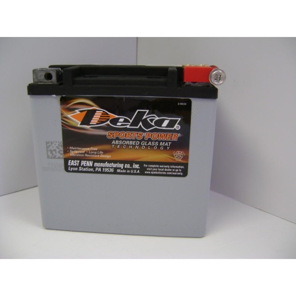 DEKA ETX14L Battery