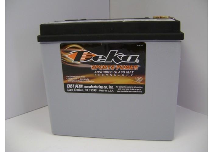 DEKA ETX16 Battery