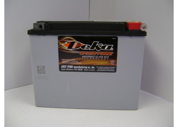 DEKA ETX18L Battery, 340 CCA