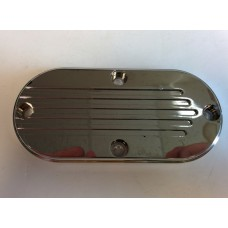 Factory Products, Billet C/P Outer Primary Inspection Cover.