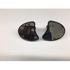 USED HARLEY DAVIDSON FAIRING MIRRORS-BLACK 56000076