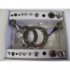 Factors Products, Aluminum Carburetor Support Bracket.