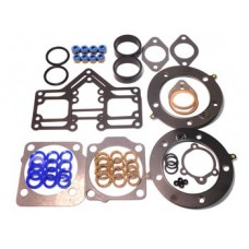 Complete Shovelhead Top End Standard Bore Gasket Kit.