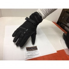 Targ Riding gloves insulated leather nylon  preimum riding gloves 04-1002J LARGE