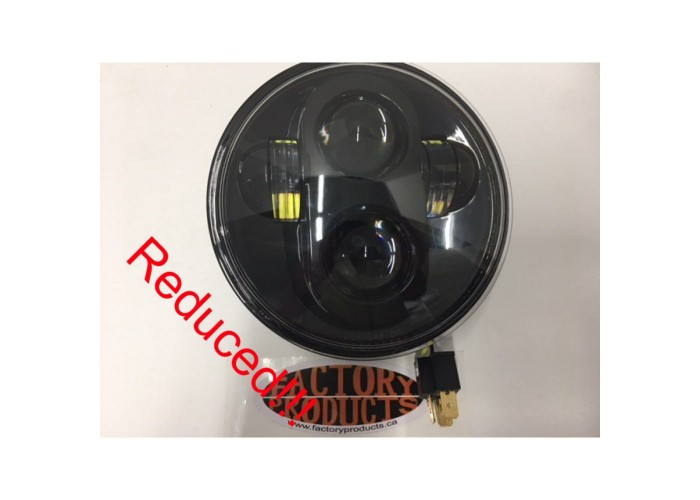 FACTORY PRODUCTS 5 3/4 LED HEADLIGHT